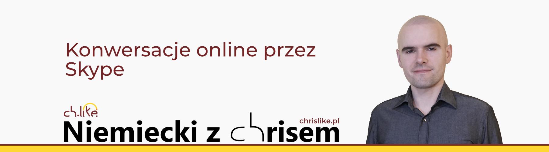 Konwersacje online niemiecki